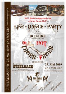 Line Dance Party @ Hahn-Buam-Hof